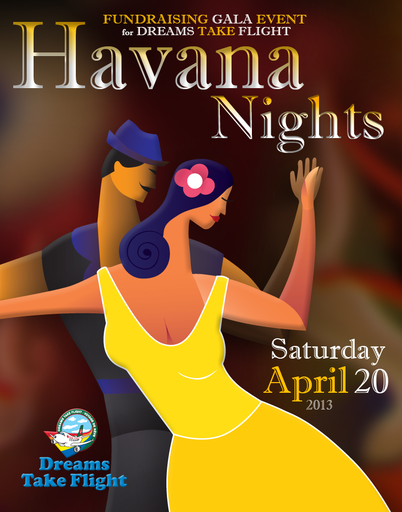 Havana Nights Kihada Kreative