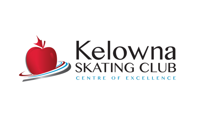 Kelowna Skating Club logo