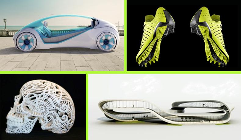 3D Printing examples Kihada